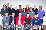 Killarney Rugby club who launched a night at the races on Thursday night front row l-r: Pat O'Connor, President, Paul Murphy, Chairman, Jer Moynihan, Liam Murphy. Back row: Ger Sugrue, Paul sexton, Ian Harrington, Shane Tydings Fergal Courtney, Denise Tracey, Mike Walker, Tom Campbell, Junior Finnegan and Fiach O'Loughlin