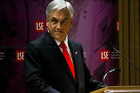 Sebastián Piñera Echenique, President of the Republic of Chile - 2010<br />