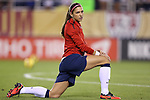 15 December 2012: Alex Morgan (USA). The United States Women's National Team played the China Women's National Team at FAU Stadium in Boca Raton, Florida in a women's international friendly soccer match. The U.S. won the game 4-1.