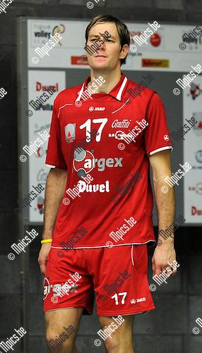 2011-10-08 / Volleybal / seizoen 2011-2012 / Puurs / Alen Djordjevic..Foto: Mpics