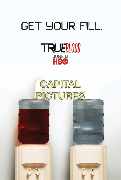 POSTER ART.in True Blood (Season 3).*Filmstill - Editorial Use Only*.CAP/FB.Supplied by Capital Pictures.
