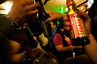 Salud!! -cheers!!
