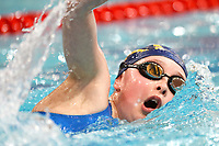 Picture by Richard Blaxall/SWpix.com - 15/04/2018 - Swimming - EFDS National Junior Para Swimming Champs - The Quays, Southampton, England - Eva French of Nuneaton in action during the Women's MC 400m Freestyle