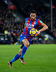 Crystal Palace's Andros Townsend in action during the premier league match at Selhurst Park Stadium, London. Picture date 28th December 2017. Picture credit should read: David Klein/Sportimage