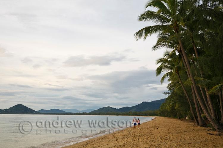 Beach at Palm Cove, Cairns, Queensland, Australia
