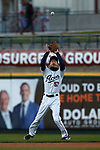 Reno Aces&rsquo; Kelby Tomlinson makes a play against the Albuquerque Isotopes during their home opener in Reno, Nev., on Tuesday, April 9, 2019.  The Aces won 4-2. <br /> Photo by Cathleen Allison/Nevada Momentum