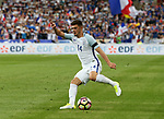 England's Aaron Cresweel in action during the Friendly match at Stade De France Stadium, Paris Picture date 13th June 2017. Picture credit should read: David Klein/Sportimage