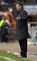 23/02/2008    Copyright Pic: James Stewart.File Name : sct_jspa15_dundeee_utd_v_falkirk.DUNDEE UTD MANAGER CRAIG LEVEIN DURING THE GAMA AGAINST FALKIRK.James Stewart Photo Agency 19 Carronlea Drive, Falkirk. FK2 8DN      Vat Reg No. 607 6932 25.Studio      : +44 (0)1324 611191 .Mobile      : +44 (0)7721 416997.E-mail  :  jim@jspa.co.uk.If you require further information then contact Jim Stewart on any of the numbers above........