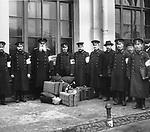 A group of doctors before leaving for the Balkan war. St. Petersburg. 1912-1913 / Группа врачей перед отъездом на Балканскую войну. Санкт-Петербург. 1912-1913