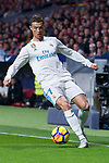 Real Madrid Cristiano Ronaldo during La Liga match between Atletico de Madrid and Real Madrid at Wanda Metropolitano in Madrid, Spain. November 18, 2017. (ALTERPHOTOS/Borja B.Hojas)