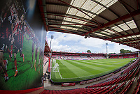 General view of the Stadium ahead of the Friendly match between Bournemouth and Valencia  at the Goldsands Stadium, Bournemouth, England on 30 July 2017. Photo by Andy Rowland.