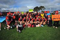 140906 Women's Provincial Rugby - Manawatu v Canterbury