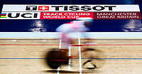 UCI Track World Cup Manchester - 09 Nov 2017