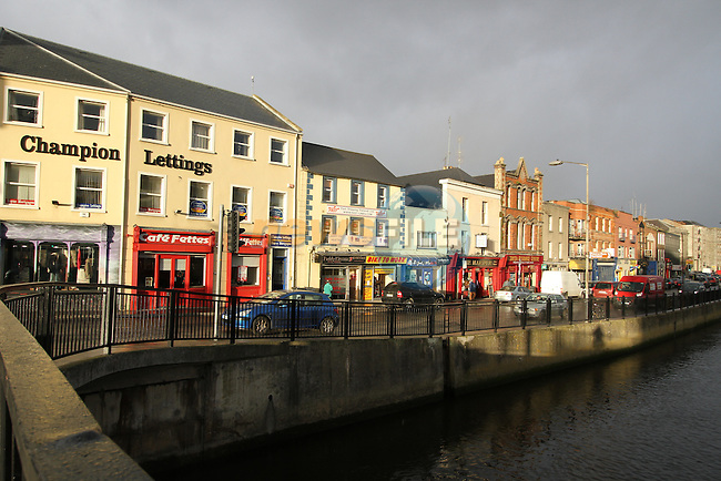 North Quay, Drogheda, Co.Louth..(Photo credit should read Jenny Matthews www.newsfile.ie)....This Picture has been sent you under the conditions enclosed by:.Newsfile Ltd..The Studio,.Millmount Abbey,.Drogheda,.Co Meath..Ireland..Tel: +353(0)41-9871240.Fax: +353(0)41-9871260.GSM: +353(0)86-2500958.email: pictures@newsfile.ie.www.newsfile.ie.