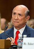 Lewis M. Eisenberg, Ambassador-designate of the USA to the Italian Republic, and to serve concurrently and without additional compensation as Ambassador of the USA to the Republic Of San Marino testifies on his nomination on Capitol Hill in Washington, DC on Thursday, July 20, 2017.<br /> Credit: Ron Sachs / CNP