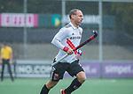 AMSTELVEEN -  Teun Rohof (Adam) tijdens de hoofdklasse competitiewedstrijd mannen, Amsterdam-HCKC (1-0).  COPYRIGHT KOEN SUYK