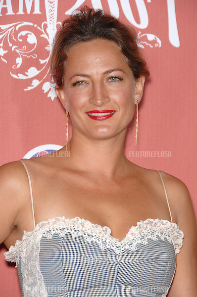 "Zoe Bell at Spike TV's ""Scream 2007"" Awards honoring the best in horror, sci-fi, fantasy & comic genres, at the Greak Theatre, Hollywood..October 20, 2007  Los Angeles, CA.Picture: Paul Smith / Featureflash"