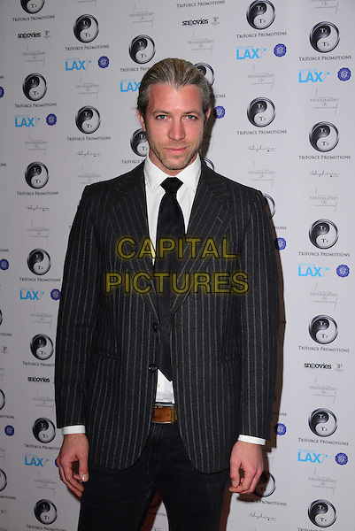 LONDON, ENGLAND - DECEMBER 8 -  Sam Washington  attends 2nd Annual Triforce Film Festival on December 8, 2013, at BAFTA, in London, England.<br /> CAP/BF<br /> &copy;Bob Fidgeon/Capital Pictures