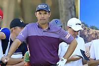 Padraig Harrington (IRL) on the 17th tee during Friday's Round 2 of the 2018 Turkish Airlines Open hosted by Regnum Carya Golf &amp; Spa Resort, Antalya, Turkey. 2nd November 2018.<br /> Picture: Eoin Clarke | Golffile<br /> <br /> <br /> All photos usage must carry mandatory copyright credit (&copy; Golffile | Eoin Clarke)