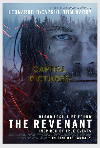 The Revenant (2015) <br /> POSTER ART<br /> *Filmstill - Editorial Use Only*<br /> CAP/KFS<br /> Image supplied by Capital Pictures