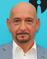 UNIVERSAL CITY, CA, USA - SEPTEMBER 21: Ben Kingsley arrives at the Los Angeles Premiere Of Focus Features' 'The Boxtrolls' held at Universal CityWalk on September 21, 2014 in Universal City, California, United States. (Photo by Celebrity Monitor)