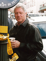 Park City, UT<br /> 1999 <br /> Bill Clinton<br /> Photo By John Barrett-PHOTOlink.net/MediaPunch
