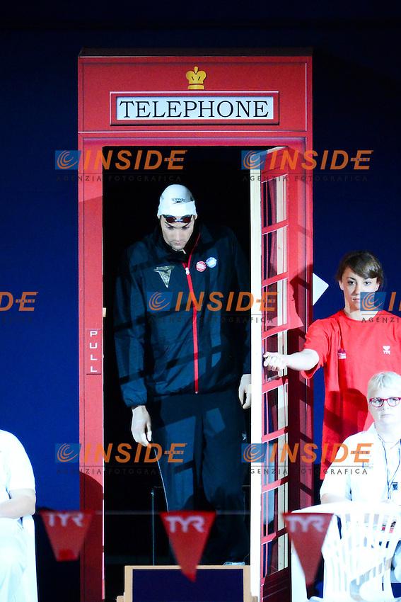Camille Lacourt .Dunkerque 19/3/2012 .Nuoto Campionati di Francia e trials per Londra 2012.Foto Insidefoto / JB Autissier / PanoramiC