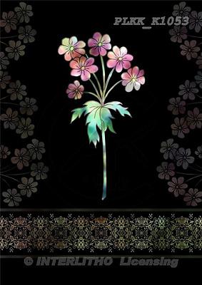Kris, FLOWERS, paintings, PLKKK1053,#F# Blumen, flores, illustrations, pinturas ,everyday