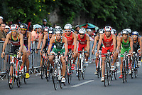 Triatlón Sports World Veracruz 2013. ©NortePhoto.com ..<br /> YahirCeballos/NortePhoto