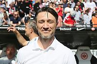 Trainer Niko Kovac (Eintracht Frankfurt) kommt zu seinem letzten Heimspiel in Frankfurt als Trainer der Eintracht - 05.05.2018: Eintracht Frankfurt vs. Hamburger SV, Commerzbank Arena, 33. Spieltag Bundesliga