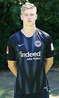 Noel Knothe (Eintracht Frankfurt) - 26.07.2018: Eintracht Frankfurt Mannschaftsfoto, Commerzbank Arena