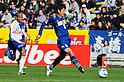 (R-L) Makoto Tanaka (Avispa), Michael (Albirex), MARCH 5, 2011 - Football : 2011 J.League Division 1 match between Avispa Fukuoka 0-3 Albirex Niigata at Level 5 Stadium in Fukuoka, Japan. (Photo by AFLO)