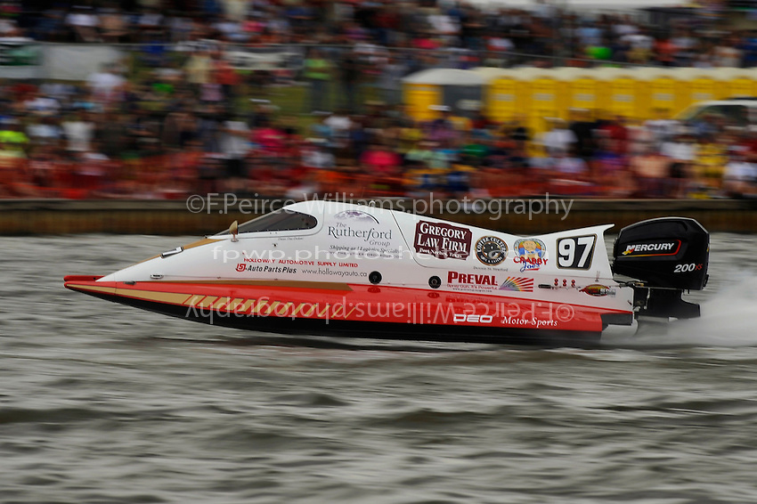 Dan Orchard, (#97)(Sport F-One Class)
