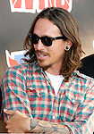 Musician Brandon Boyd of Incubus arrives at the 2008 VH1 Rock Honors: The Who at Pauley Pavilion on the UCLA Campus on July 12, 2008 in Westwood, California. California.