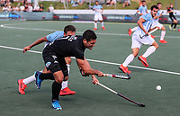 Nic Ross. Pro League Hockey, Vantage Blacksticks Men v Argentina. North Harbour Hockey Stadium, Auckland, New Zealand. Sunday 10 March 2019. Photo: Simon Watts/Hockey NZ