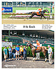 It Is Back winning at Delaware Park on 5/27/15