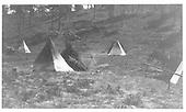 Jicarilla Apache indian camp near Dulce.<br /> Dulce, NM  Taken by Lee, W. T. - ca. 1900