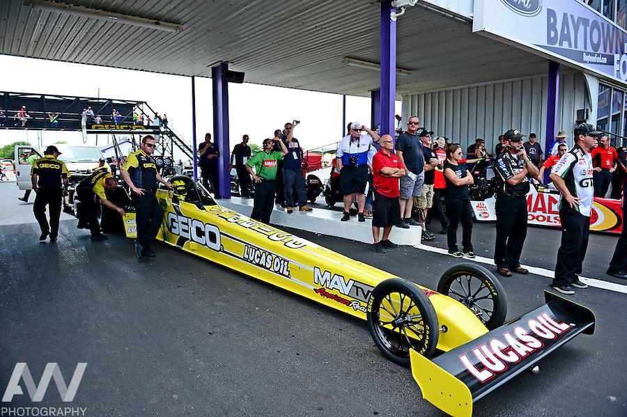 26-28 April, 2013,Houston, Texas USA, Morgan Lucas, Lucas Oil, Geico, top fuel dragster @2013, Andrew Weber