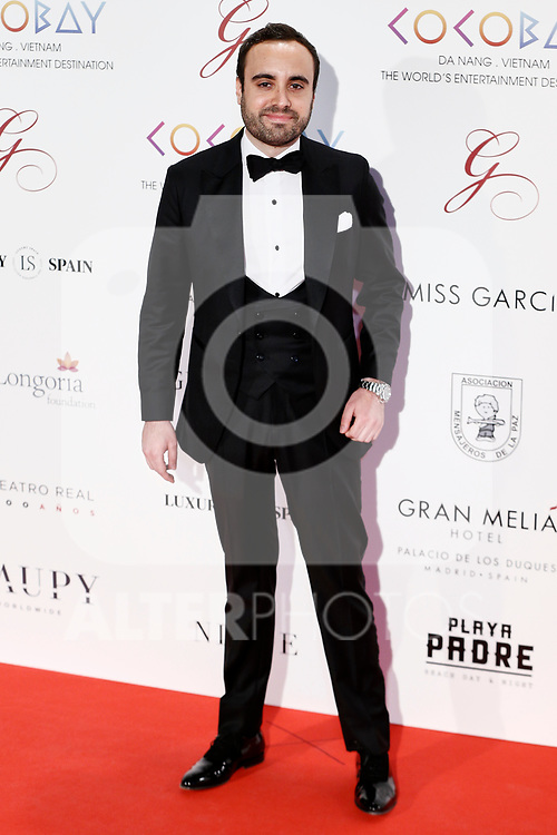 Pedro Guillen attends the photocall of the second Global Gift gala at the Royal Theater in Madrid, Spain. April 04, 2017. (ALTERPHOTOS / Rodrigo Jimenez)