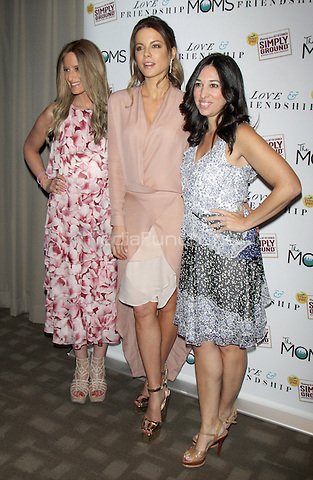 NEW YORK, NY-May 12:  Denise Albert, Kate Beckinsale, Melissa Musen Gerstein, at the screening of amazonstudios & Another Roadside Attraction presents Love and Friendship hosted by The Moms and Peter Pan Peanut Butter  at the Park Avenue Screening Room in New York. NY May 12, 2016. Credit:RW/MediaPunch