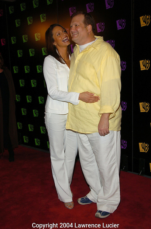 Danielle Riepole and Drew Carey