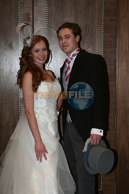 Wedding Fair in the City North Hotel...Photo NEWSFILE/Jenny Matthews.(Photo credit should read Jenny Matthews/NEWSFILE)....This Picture has been sent you under the condtions enclosed by:.Newsfile Ltd..The Studio,.Millmount Abbey,.Drogheda,.Co Meath..Ireland..Tel: +353(0)41-9871240.Fax: +353(0)41-9871260.GSM: +353(0)86-2500958.email: pictures@newsfile.ie.www.newsfile.ie.FTP: 193.120.102.198.