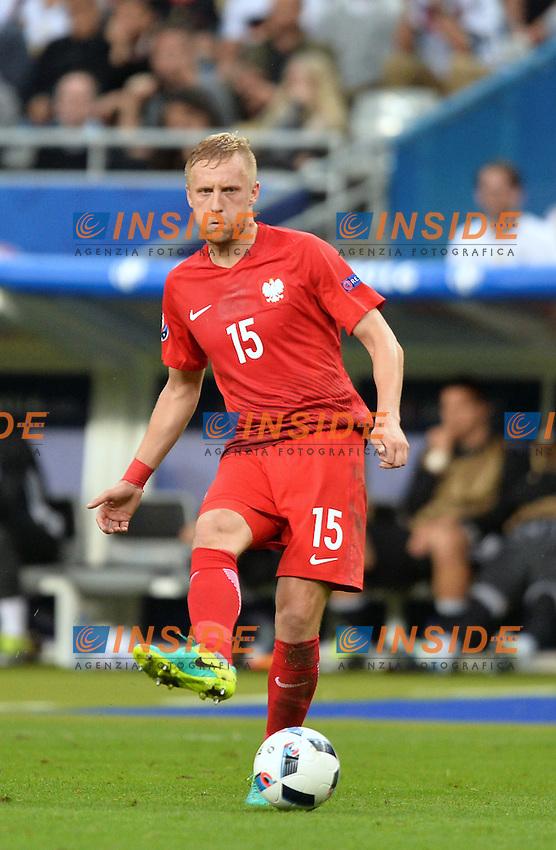 Kamil Glik (pol) <br /> Paris 16-06-2016 Stade de France Football Euro2016 Germany - Poland / Germania - Polonia Group Stage Group C. Foto Anthony BIBARD / FEP / Panoramic
