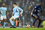 Phil Foden of Manchester City during the premier league match at the Etihad Stadium, Manchester. Picture date 16th December 2017. Picture credit should read: Robin ParkerSportimage