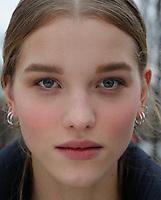 Chanel MakeUp<br /> Paris Fashion Week Autumn Winter 2019, RTW Fall 2019 fashion show<br /> Paris, France, March 2019<br /> CAP/GOL<br /> &copy;GOL/Capital Pictures