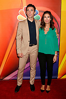 LOS ANGELES - AUG 3:  Billy Flynn, Kristian Alfonso at the NBC TCA Press Day Summer 2017 at the Beverly Hilton Hotel on August 3, 2017 in Beverly Hills, CA
