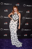 "LOS ANGELES - SEP 10:  Heather Graham at the ""The Menendez Murders"" at the 11th PaleyFest Fall TV Previews at the Paley Center for Media on September 10, 2017 in Beverly Hills, CA"