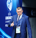 England's Aidy Boothroyd during the UEFA Under 21 Semi Final at the Stadion Miejski Tychy in Tychy. Picture date 27th June 2017. Picture credit should read: David Klein/Sportimage