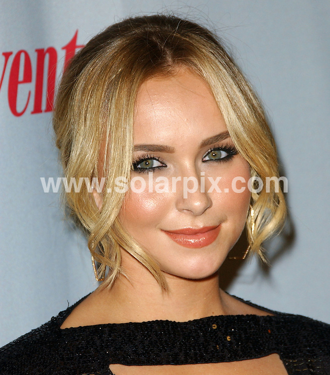 "**ALL ROUND PICTURES FROM SOLARPIX.COM**.**SYNDICATION RIGHTS FOR UK, SPAIN, PORTUGAL, AUSTRALIA, S.AFRICA & DUBAI (U.A.E) ONLY**.Hayden Panettiere arrives for the Declare Yourself's ""Domino Effect"" Hollywood Party at The Green Door, Hollywood, California, USA. 24th September 2008..JOB REF:7460 PHZ (Ortega)    DATE: 24_09_2008.**MUST CREDIT SOLARPIX.COM OR DOUBLE FEE WILL BE CHARGED* *UNDER NO CIRCUMSTANCES IS THIS IMAGE TO BE REPRODUCED FOR ANY ONLINE EDITION WITHOUT PRIOR PERMISSION*"