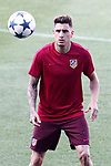 Atletico de Madrid's Jose Maria Gimenez during training session. May 9,2017.(ALTERPHOTOS/Acero)